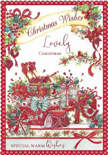 Christmas Wishes Lovely Christmas